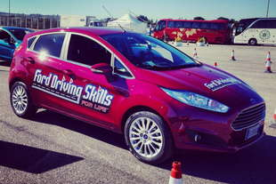 ford driving skills for life al via seconda edizione