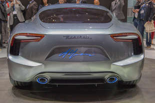 maserati alfieri video design spiegato