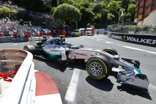 formula 1 2014 risultato gp monaco vince rosberg classifica e calendario
