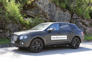 bentley suv 2016 spy
