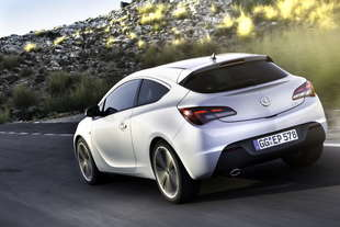 opel astra gtc 16 dcti