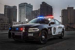 dodge charger pursuit 2014 polizia usa
