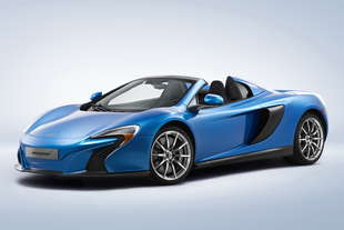 mclaren due esclusive pebble beach