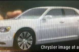 chrysler 300 restyling 2015