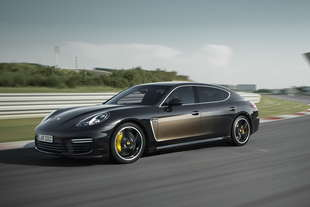 porsche panamera exclusive series lusso 100