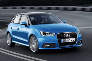 audi a1 2015 modifiche look e motori