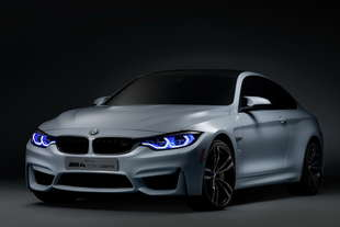 bmw m4 iconic light laser oled