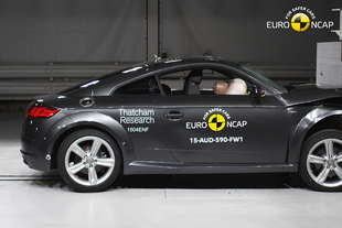 crash test euro ncap audi tt 2014
