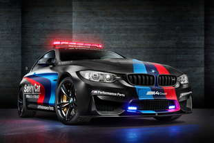 bmw m4 safety car 2015 motogp