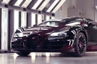 bugatti veyron l ultimo saluto video