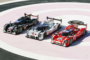 porsche all assalto del mondiale endurance