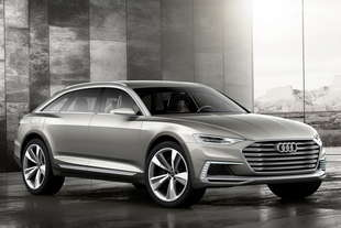audi concept prologue allroad