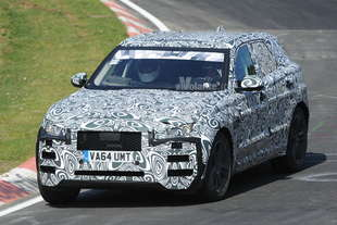 jaguar f pace 2016 spy