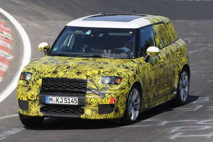 mini countryman 2016 spy