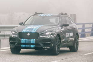 jaguar f pace tour de france