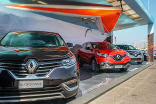 renault crossover summer tour 2015