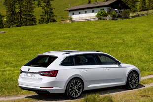 skoda superb wagon 2015