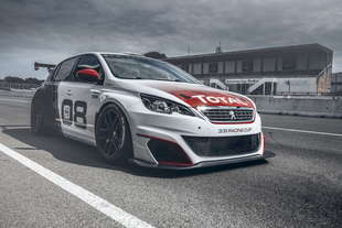 peugeot 308 racing cup berlina corsa