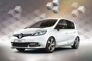 renault scenic e scenic xmod nuove limited