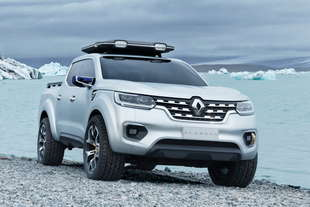 renault alaskan pick up