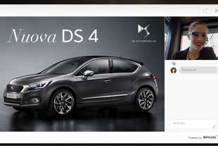 ds4 showroom virtuale