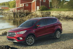 ford kuga restyling 2016 escape