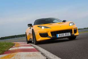 lotus evora 400 si scatena un video
