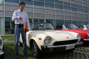 tom tjaarda fiat 124 spider