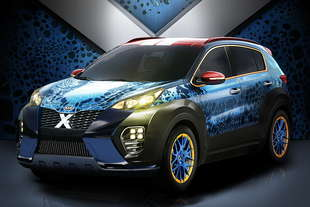 kia sportage x men