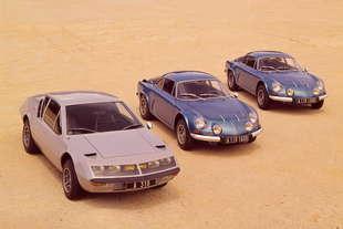 alpine renault storia modelli