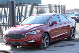 ford mondeo restyling 2016