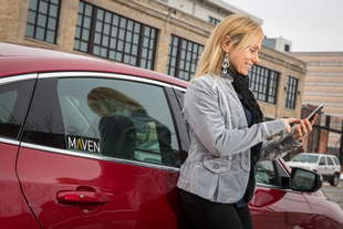 maven il car sharing gm