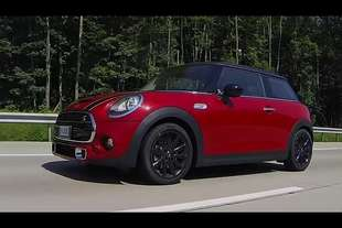 mini cooper s video al nurburgring