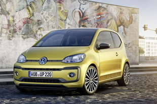 volkswagen up 2016 restyling
