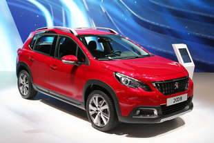 peugeot 2008 2016 restyling