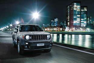 jeep renegade elettrica cina