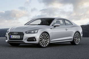 audi a5 coupe2016