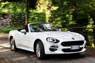 fiat 124 spider ha salvato mazda mx 5