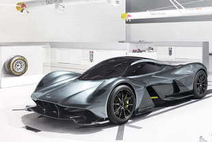 am rb 001 supercar aston martin e red bull