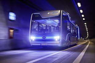 mercedes autobus futurebus