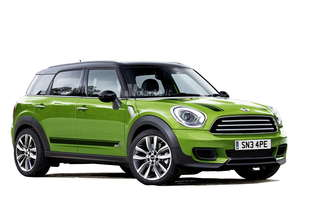 mini countryman 2017 rendering