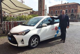 yuko car sharing toyota forli