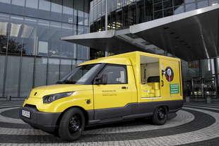 deutsche post streetscooter furgone elettrico