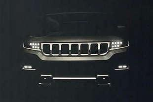 jeep grand wagoneer congelato sviluppo