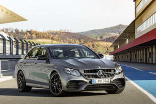 mercedes amg e 63 4matic 2017