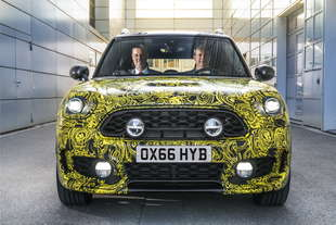 mini countryman 2017 ibrida