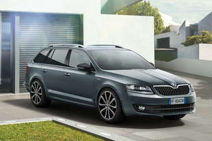 skoda octavia design edition