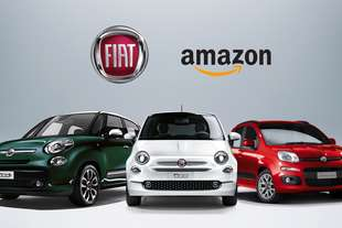 compra tua fiat amazon it