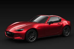 mazda mx 5 rf limited edition