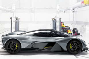 aston martin e red bull tutte esaurite am rb 001